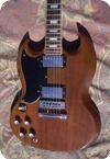 Gibson SG Standard Lefty Left 1982 Natural