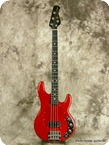 Musicman Cutlass I 1982 Red