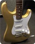 Fender Stratocaster Gold