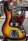 Fender Jazzbass 1966 Sunburst