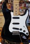 Fender Stratocaster 1975 Black