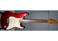 Levinson Blade Guitars Texas Custom One Owner As New 1997 Candy Apple Red