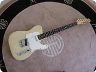 Fender Telecaster 1973 Blond Rosewood