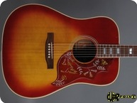 Gibson Hummingbird 1972 Cherry Sunburst