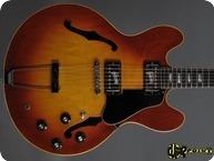 Gibson ES 335 TD 1972 Sunburst Icetea