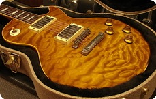 Real Guitars Custom Build 59 Burst 2018 Ice Tea Burst