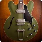 Gibson Custom Shop ES 330 2018 Olive Drab