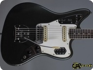 Fender Jaguar 1966 Charcoal Frost