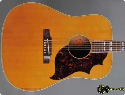 Gibson Hummingbird 1969 Natural