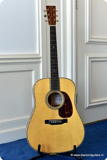 C. F. Martin & Co D 42 Custom 2007 Natural