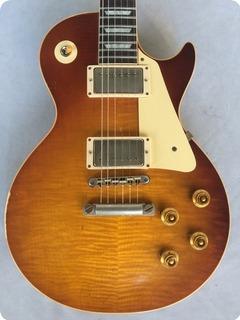 Gibson Mick Ralphs 1958 Les Paul Standard Replica 2017 Ralphs Burst