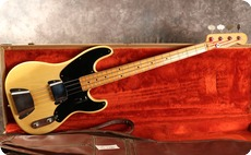 Fender Precision 1955 Blonde