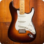 Fender Stratocaster 2018 Wide Fade Chocolate
