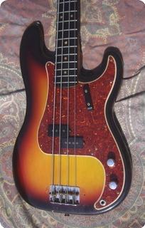 Fender Precision Bass 1964 Sunburst