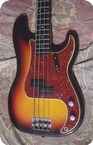 Fender Precision Bass 1964 Sunburst