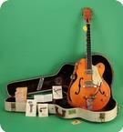 Gretsch 6120 Chet Atkins Model 1960 Orange