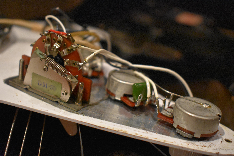 ... Fender Vintage 1983 Fender Jv Squier Stratocaster 57 Reissue Black  Stratocaster ...