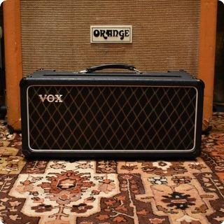 Vox Vintage 1966 Vox Ac50 Big Box Jmi Valve Amplifier Head