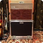 Vox Vintage 1962 Vox AC10 Twin 2x10 Fawn Beige Amp Amplifier