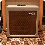Vox Vintage 1959 Vox AC15 1st Circuit Fawn Valve Amplifier