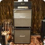Marshall Vintage 1971 Marshall JMP Super Bass Full Stack Valve Amplifier