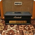 Marshall Vintage 1971 Marshall JMP PA20 Valve Guitar Head Original Cover