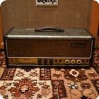 Selmer Vintage 1964 Selmer Treble N Bass 50 Truvoice Crocodile Amplifier