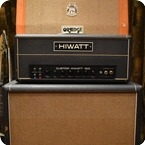 Hiwatt Vintage 1974 Hiwatt Custom 100 DR103 Valve Amplifier Head