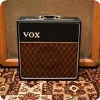 Vox Vintage 1964 Vox JMI AC4 Elac Combo Valve Amplifier