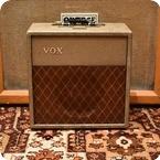 Vox Vintage 1960 Vox AC2 Fawn Beige JMI Combo Valve Amplifier