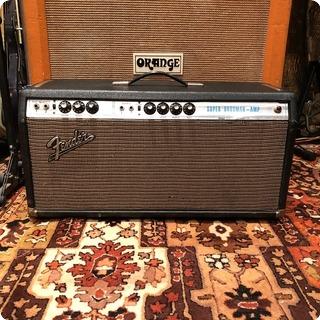 Fender Vintage 1969 Fender Super Bassman Silverface Original Valve Amplifier
