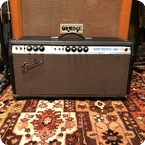 Fender Vintage 1969 Fender Super Bassman Silverface Original Valve Amplifier