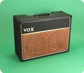 Vox AC 10 1964 Black