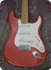 Fender Stratocaster Hank Marvin 1999 Fiesta Red