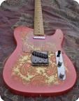 Fender Telecaster Pink Paisley 1985 Pink Paisley