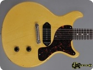 Gibson Les Paul Junior DC TV Model 1959 TV Yellow