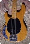 Music Man Stingray Lefty Left 1980 Natural