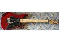 Gary Kramer Guitars Crusader Deluxe NEW 2009 Candy Apple Red