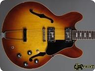 Gibson ES 335 TD 1972 Sunburst