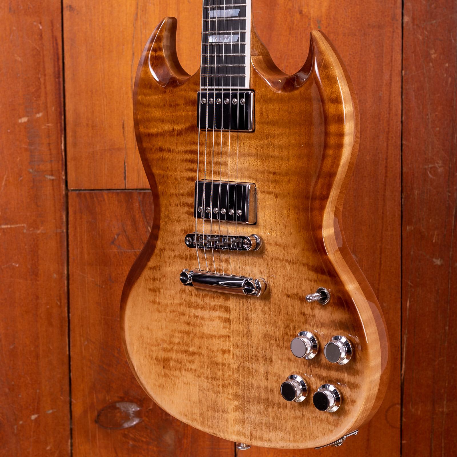 Gibson SG 2018 Cobalt Fade Guitar For Sale Max Guitar