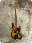 Fender Jazz Bass 1966 Sunburst