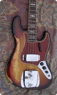 Fender Jazz Bass 1969 Sunburst