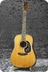 Martin D 50 Deluxe 2001 Natural