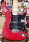 Fender Stratocaster 1980 CAR
