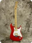 Fender Stratocaster Red