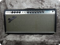 Fender Showman Reverb Amp Black Tolex