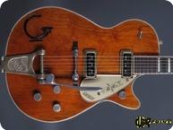 Gretsch 6121 Chet Atkins 1955 Natural G brand