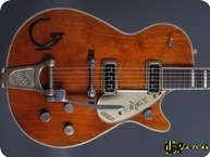 Gretsch 6121 Chet Atkins 1955 Natural G brand