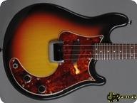 Fender Mandocaster 4 string Mandolin 1966 3 tone Sunburst