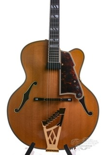 D'angelico Michael Lewis Excel Deluxe Near Mint 2000